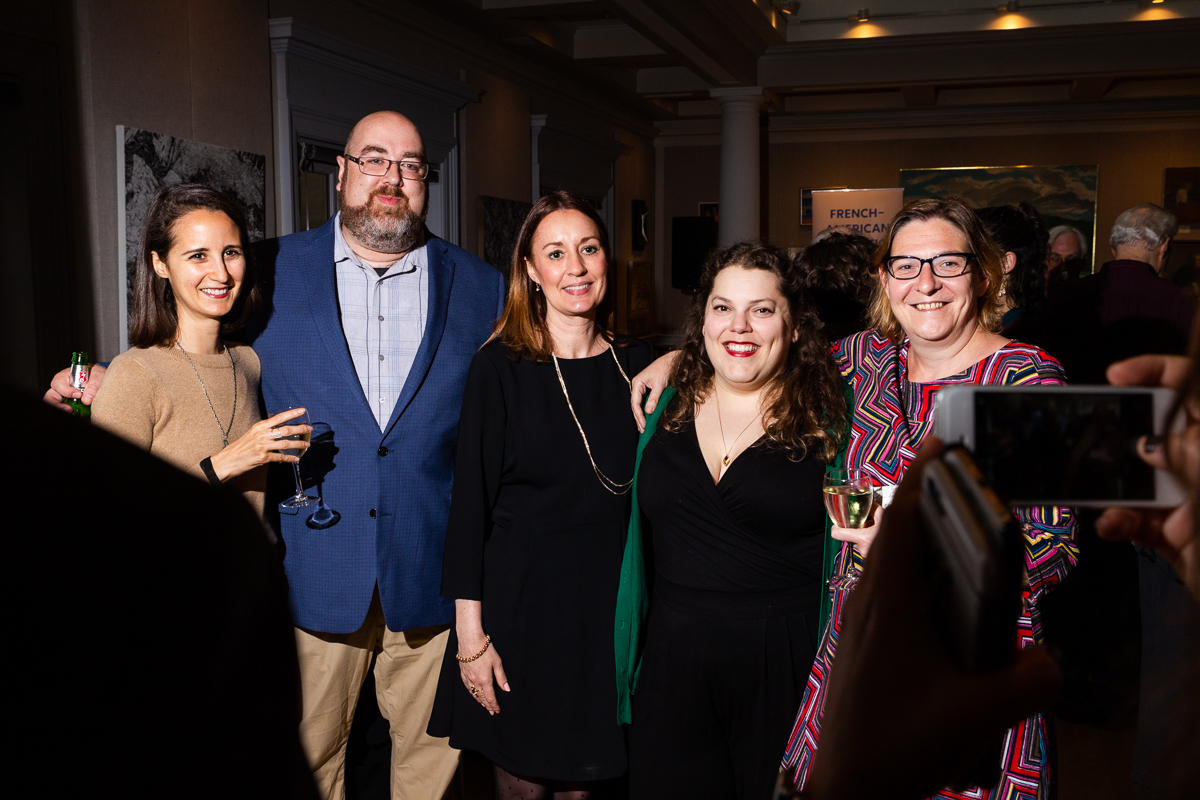 2019 Translation Prize Winners French American Foundation